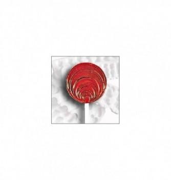 Silicone mold lollipops 9 round