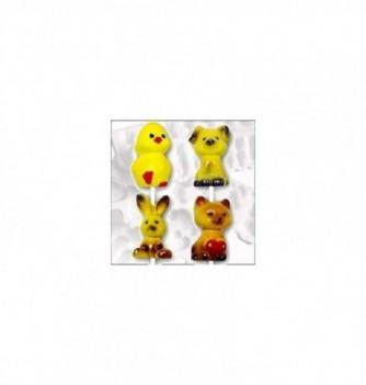 Silicone mold lollipops 16 animals