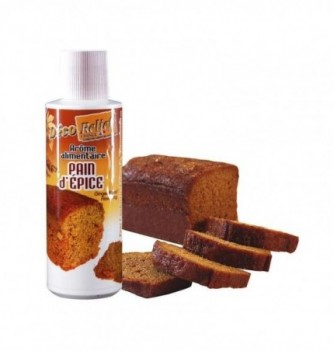 Concentrated Food Flavoring - Gingerbread