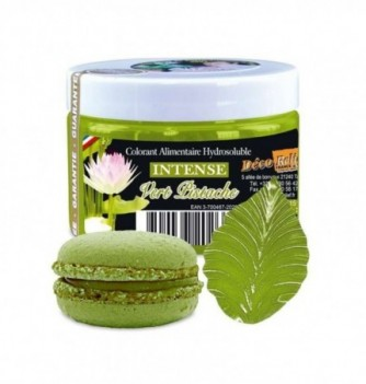 Concentrated Food Color - Pistachio Green - 50 gr