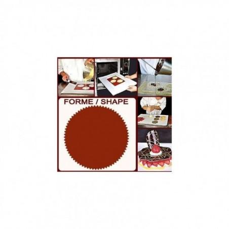Moule Chocolat Poisson Bonbonnière 176mm