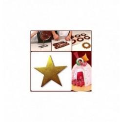 Moule chocolat coq furieux -290mm
