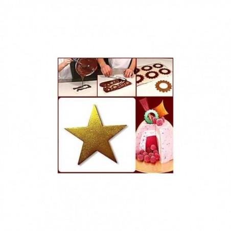 Moule Chocolat Coq Furieux 290mm