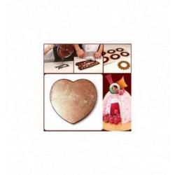 Moule chocolat poule couveuse -135mm