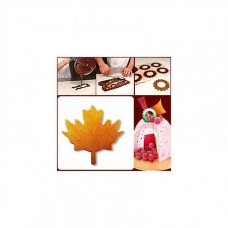 Moule Chocolat Poisson Carpe 140mm