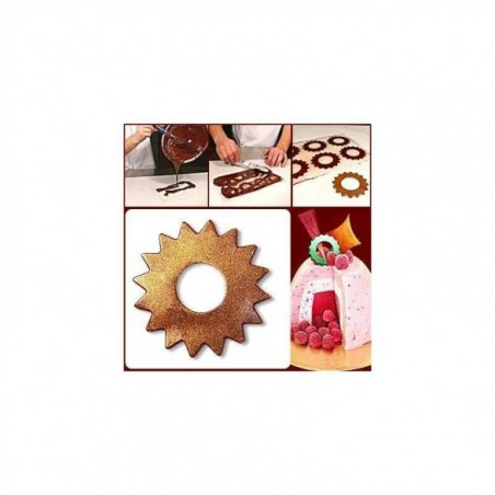 Moule Chocolat Poisson Carpe 200mm