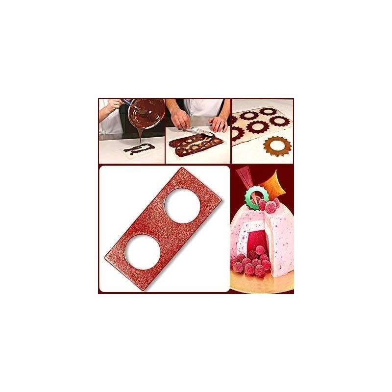 Moule chocolat cloche 190mm