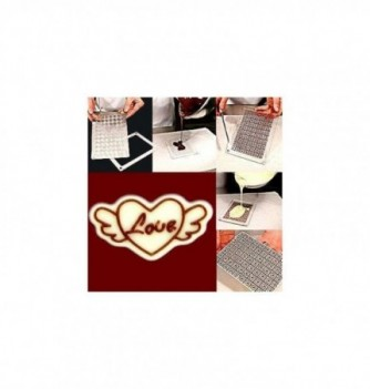Moule Chocolat pour Décoration Love des Ailes