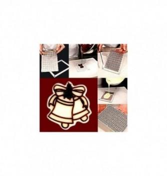 Moule Chocolat pour Décoration Cloches