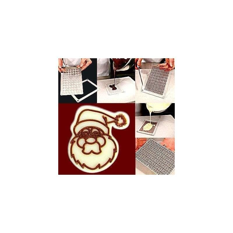 Moule chocolat tortue avec chapeau-140mm