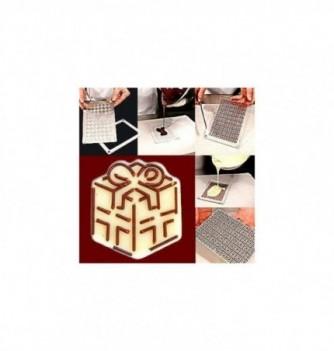 Moule Chocolat pour Décoration Cadeau