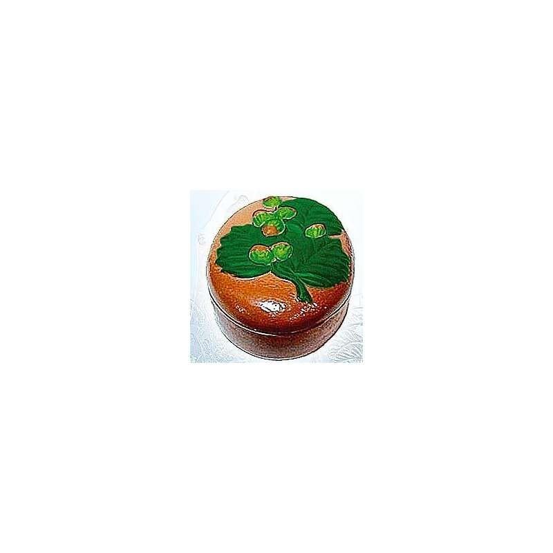Moule chocolat chien dalmatien-180mm