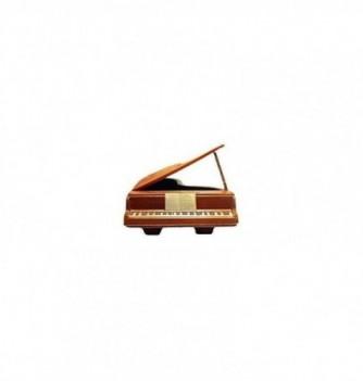 Moule Chocolat Piano avec Partition