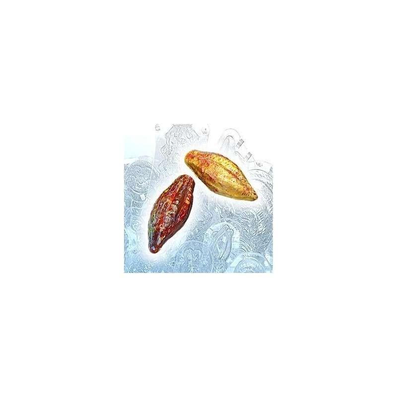 3 emporte-pièces grandes feuilles 57-60-67mm