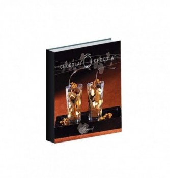 Livre de Recettes Chocolat Ô Chocolat