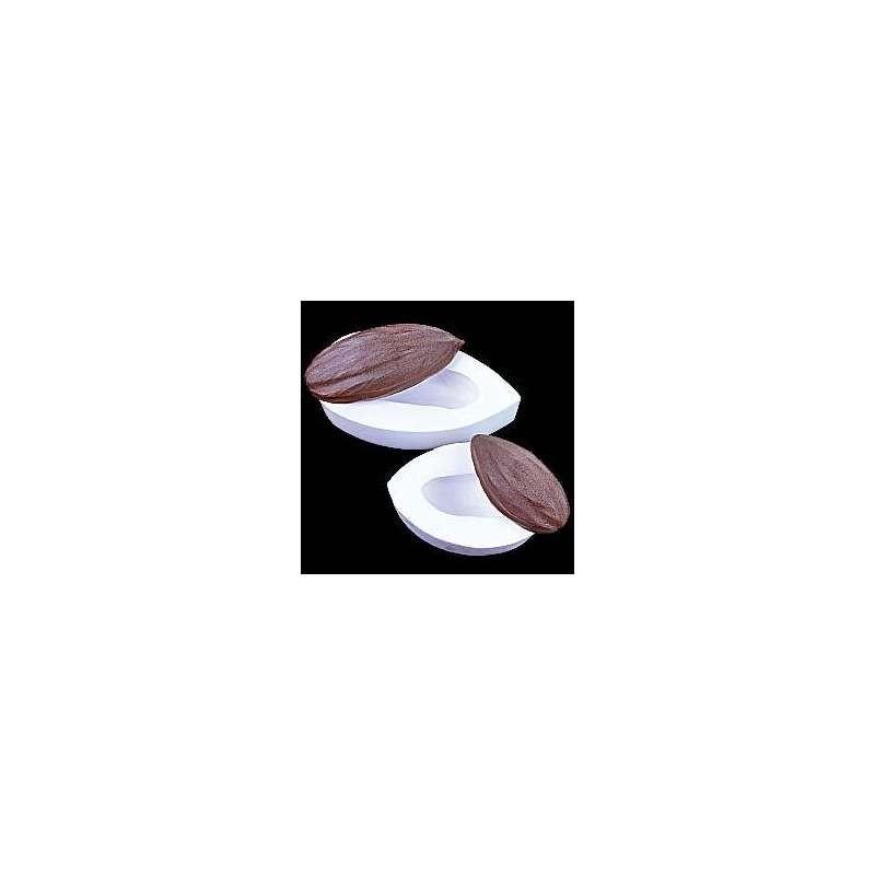 Moule chocolat aimanté 18 étoiles 40mm