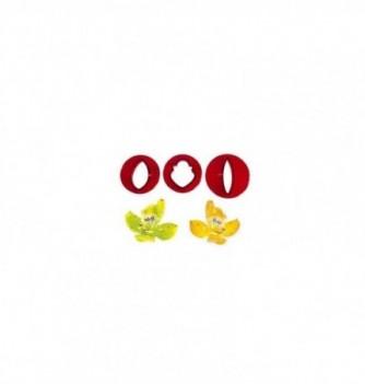 LOT3 DECOUPOIRS ORCHIDEES  d.54-46-45