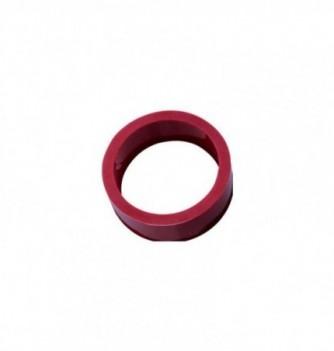 Moule Silicone Sucre Coulé Cercle pour Support 38cm