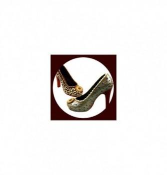 Chocolate mold - Heel - 220x185mm