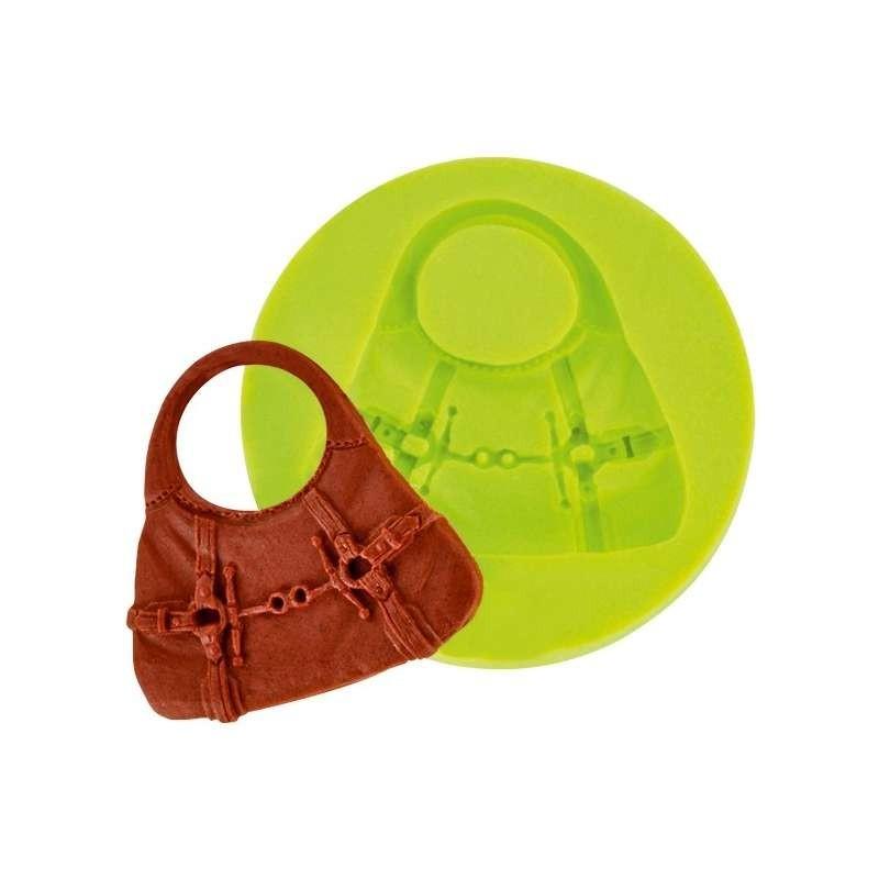 Moule silicone 10 sucettes cœurs-45mm-20gr