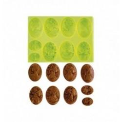 Moule a Sucette en Silicone Citron