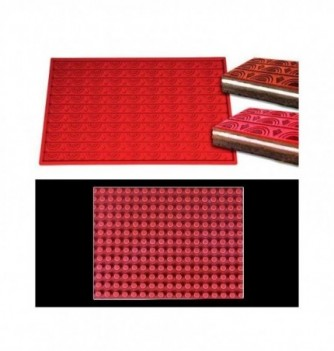 Silicone mat -Points pattern -570x380mm