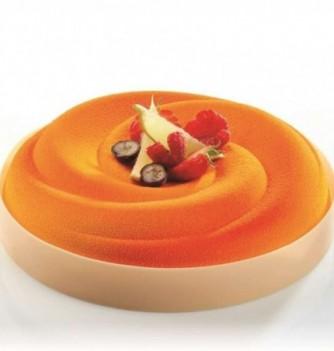 Moule à Gâteau Silicone Pavocake Spirale