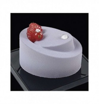 Silicone mold for cake- 24 pcs- Paranthese 72x52x44mm