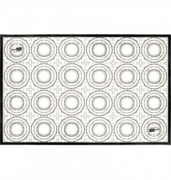 Silicone mat - Special pastries 590x390mm