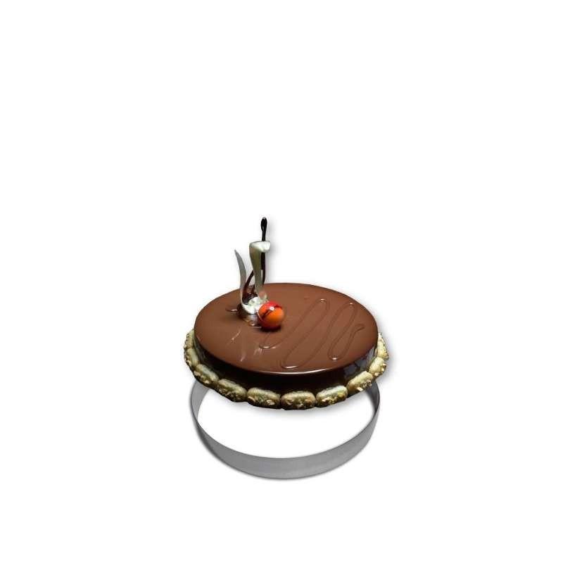 Moule chocolat grand boitage vigneron-145mm