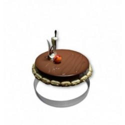 Moule Chocolat Boite Bonbonniere Cadeau 100mm