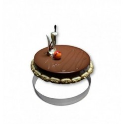 Moule Chocolat Boite Bonbonniere Cadeau 150mm