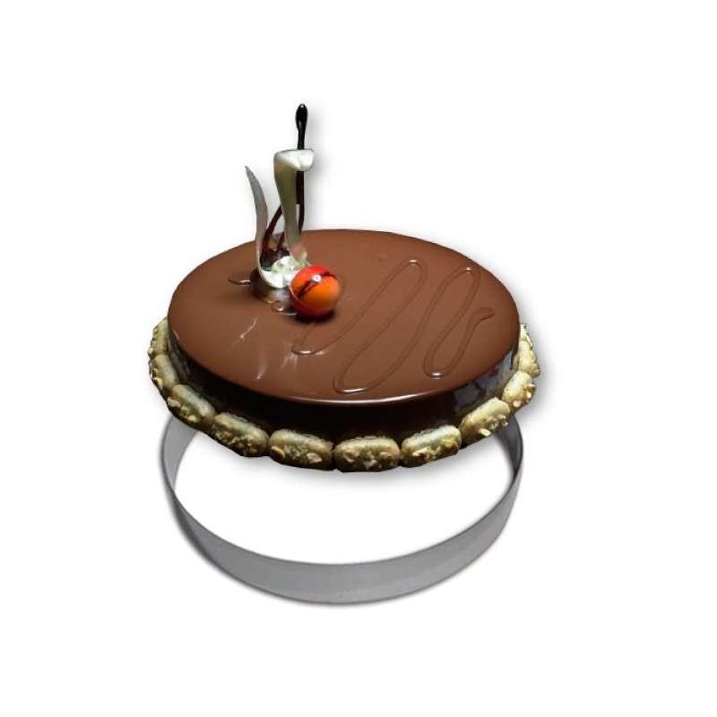 Moule chocolat st nicolas humoristique 400mm