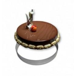 Moule Chocolat Saint Nicolas Humoristique 17cm