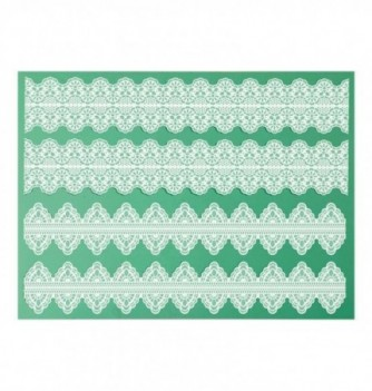 Silicone mat for lace - 4 Friezes 300x400mm