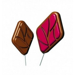 Moule chocolat perroquet 128mm