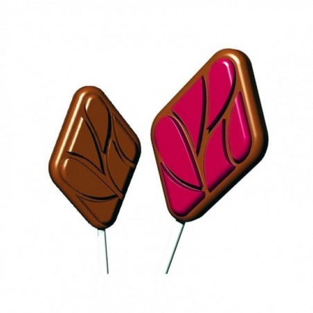 Moule Chocolat Perroquet 128mm