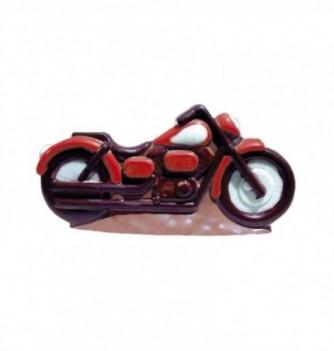 Moule Chocolat Moto 18cm