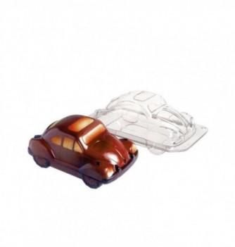 Moule Chocolat Voiture Coccinelle 4cm