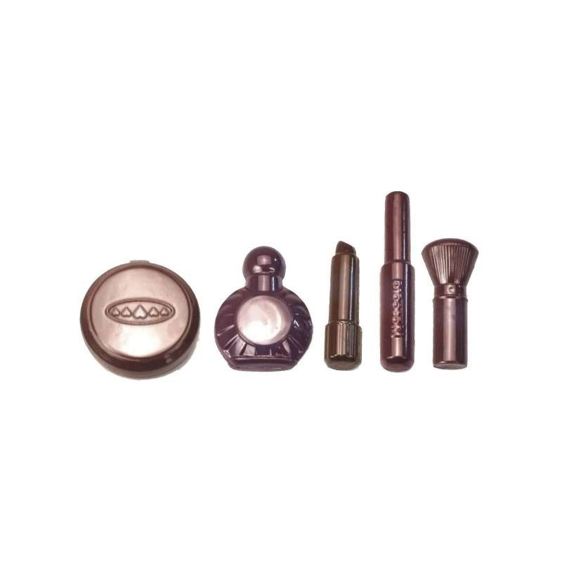 Moule chocolat petite cabosse cacao-129mm