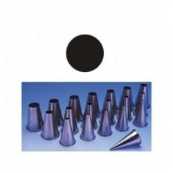 Colorant Alimentaire en Poudre Hydrosoluble Noir Intense