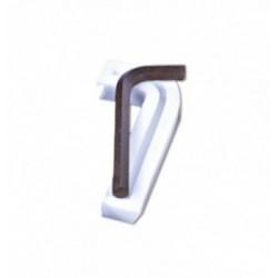 Moule silicone violon 230x75mm