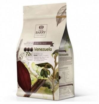 Couverture Chocolate BARRY- 76 % Venezuela - 1kg