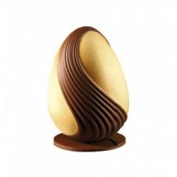 Moule Silicone Chocolat Coeur Creux