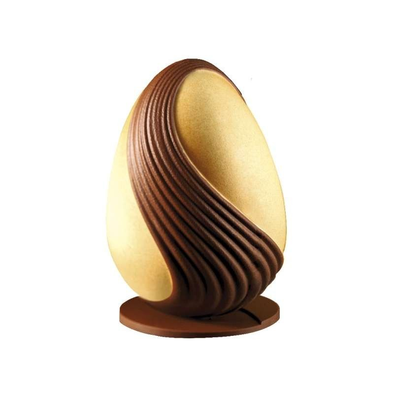 Moule silicone chocolat cœurs 30x25x17mm