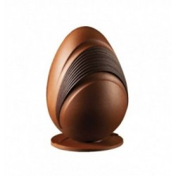 Moule silicone chocolat pyramide 30x30x20mm