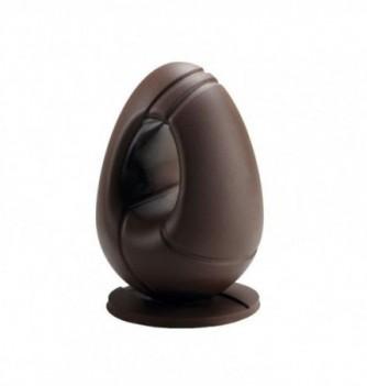 Moule Oeuf Chocolat Troué