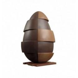 Support pour Pistolet Chocolat en Fer