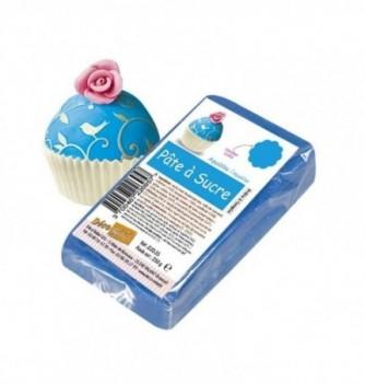 Pâte à Sucre Bleu