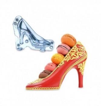 Chocolate Mold - Woman Heel - 17 cm